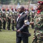 Les Lauréat 2017 des Prix Mandela: le Prix Mandela du Courage à SEM Pierre NKURUNZIZA, Président de la République du Burundi