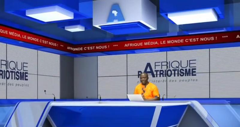 CE DIMANCHE 17 DECEMBRE 2017 SUR AFRIQUE MEDIA/  LUC MICHEL DANS 'AFRIQUE PATRIOTISME' ANALYSE LES NOUVEAUX REBONDISSEMENTS ENTRE NDJAMÉNA ET WASHINGTON. L'ENVOYÉ SPÉCIAL DE TRUMP RENCONTRE LE PRESIDENT DEBY ITNO A PARIS …