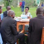 """Le Burundi veut renforcer la coopération technologique """"numérique éducative"""""""