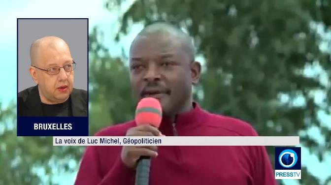 PANAFRICOM-TV/ LE 'ZOOM AFRIQUE' DE PRESS TV – ED. DU 15 DEC. 2017 – AVEC LUC MICHEL: BUJUMBURA AU CŒUR DU PANAFRICANISME ET DE LA RÉSISTANCE AFRICAINE