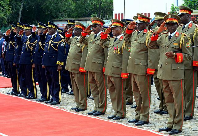 Les forces de l'ordre en cette période cruciale doivent rester lucides, vigilantes et impliquées ? (Kazirukanyo)