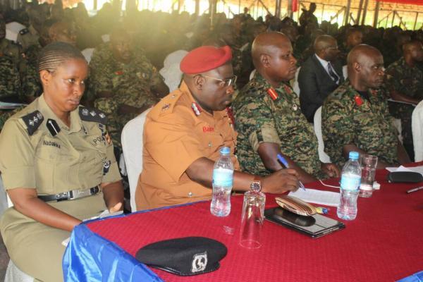 EAC : la délégation burundaise participent à l'exercice ''Ushirikiano Imara 2017''