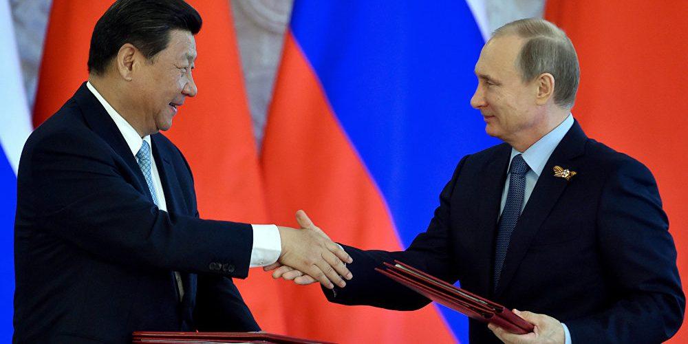 «Chine-Russie, l'axe autour duquel s'opère le basculement du monde»