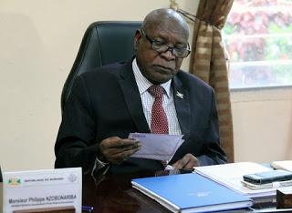 Le Gouvernement burundais remercie les citoyens qui contribuent financièrement aux élections de 2020