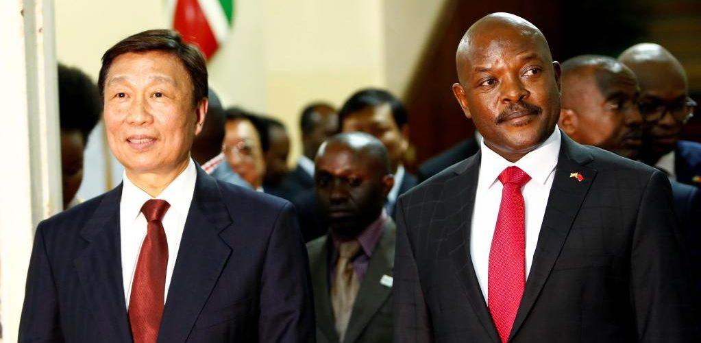 La chine est devenue un acteur économique majeur au Burundi