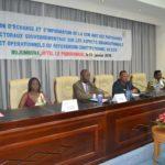 La CENI et ses partenaires planchent sur le répertoire national des centres et bureaux d'inscription des électeurs