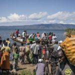 Afflux de réfugiés congolais fuyant les combats à l'est de la RDC