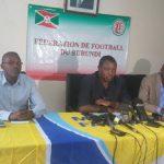 Le secrétaire général de la CECAFA dit qu'il est satisfait de l'état des stades et des hôtels au Burundi