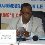Burundi : La CENI organise, en interne,  2 jours de formation sur l'enrôlement des électeurs pour le référendum constitutionnel de 2018
