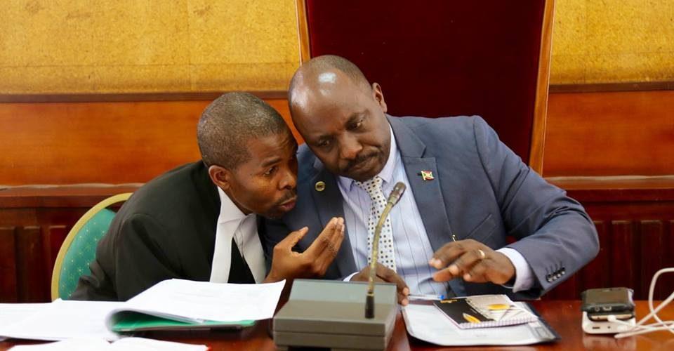 1ère Réunion de l'East African Legislative Assembly (EALA) à Kampala, sur fond de contestation du Rwandais, Président de l'EALA