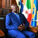 Présentation du bilan des réalisations de l'an 2017 en province Ngozi