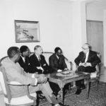 Il y a 53 ans jour pour jour le 1er ministre burundais du Royaume du Burundi Pierre Ngendandumwe était assassiné