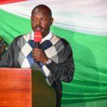 Le Chef de l'État exhorte la population de Ngozi à consolider l'amour patriotique