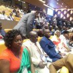 Burundi : Le Président du Sénat au Sommet africain de Dakar sur la Nouvelle Afrique en construction