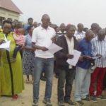 Attribution des parcelles aux expropriés de Gasenyi