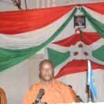 Référendum/Constitution: le 1er Vice-président appelle la population de Mwaro à voter ''oui''