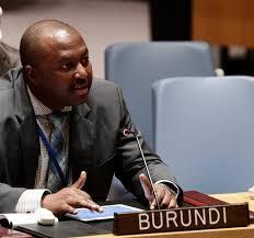 Discours de S.E.M. l'Ambassadeur Albert SHINGIRO, Représentant Permanent du Burundi auprès des Nations Unies à l'occasion de la réunion de la configuration-Burundi de la Commission de Consolidation de la paix, New York
