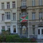 Modalités pratiques au Bureau de vote de l'Ambassade du Burundi à Bruxelles lors du référendum constitutionnel du 17 mai 2018