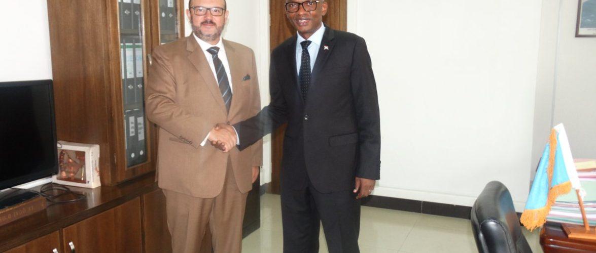La Belgique et le Burundi discutent à nouveau de coopération bilatérale