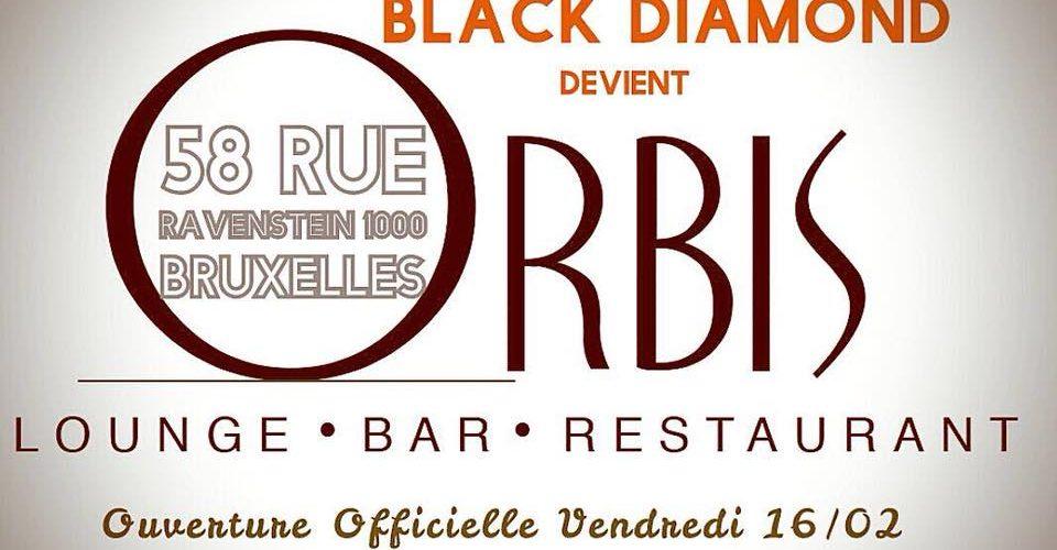 Bertand Shima & CO vous attendent à l'ORBIS, le nouveau Bar ambiance, de Bruxelles Capitale