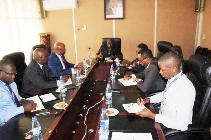 Deux jours de discussion avec l'Afreximbank concernant un prêt de financement de la politique industrielle burundaise.