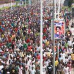 Burundi : Près de 500.000 Burundais manifestent contre le Portugais, S.G. de l'ONU, M. Antonio Guterres
