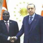 Ouverture prochaine d'une Ambassade de Turquie au Burundi, avec l'arrivée de Turkish Airlines à Bujumbura.