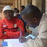 Le Président et la Première Dame se sont fait enrôler sur les listes électorales
