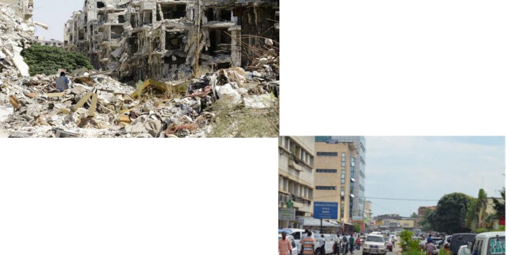 La Syrie et le Burundi, deux conflits incomparables