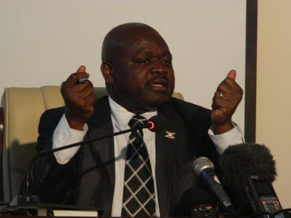 Burundi : la sécurité s'est nettement améliorée sur toute l'étendue du pays, selon le Conseil national de sécurité