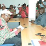 Le CNDD-FDD, 1ère formation politique au Burundi, s'inscrit à la CENI pour le Referendum constitutionnel de mai 2018