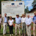 Les ambassadeurs de l'Union Européenne satisfaient des résultats du projet PROPA-O