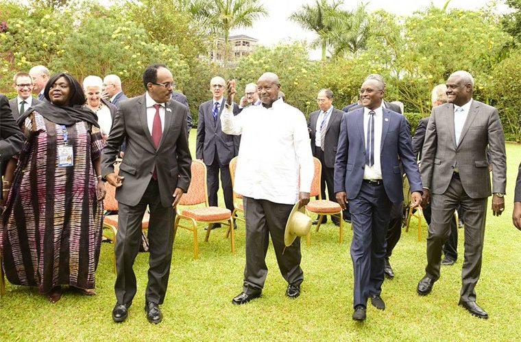 Burundi / Somalie : L'Union Africaine préfère un maintien de l'AMISOM après 2020