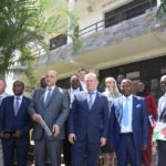 Les investisseurs RUSSES - Mordoves - s'engagent économiquement au Burundi