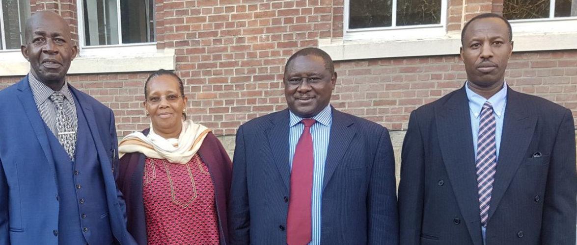 Le CNARED et la fameuse société civile burundaise basée en Belgique annoncent la création d'une rébellion armée pour anéantir Bujumbura!