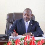 Le Conseil des Ministres échange sur la Politique Nationale d'Alphabétisation et le  Code de l'Aviation Civile du Burundi.