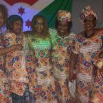 Bruxelles: Discours de Mme Mukerabirori Joséphine lors de la Journée internationale de la femme.