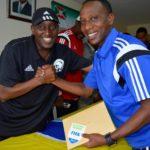 M. Birumushahu Jean Claude sera l'arbitre Burundais à la 21ème édition de Coupe du Monde de Football 2018 en Russie