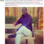M. Clément Nkurunziza, un des bourreaux lors du Massacre de l'Université du Burundi en 1995 vient d'être arrêté au Burundi
