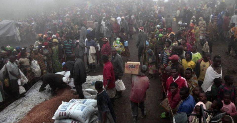Près de 3.000 réfugiés burundais en RDC s'exilent au Rwanda exhortés par la MONUSCO, et le HCR