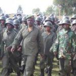 Bientôt, des femmes militaires commandos au sein de la FDNB