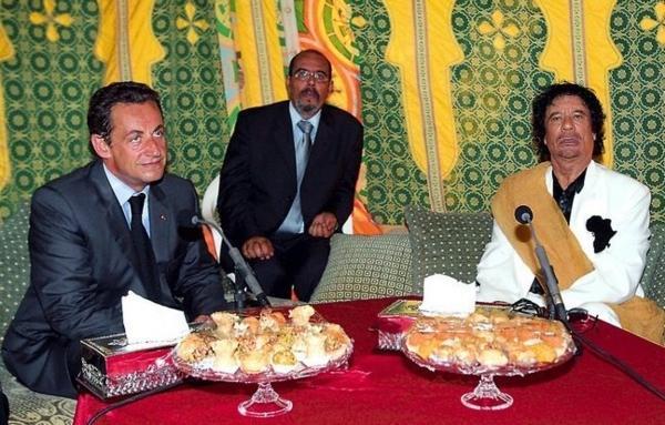 Financement libyen de la campagne de 2007: Sarkozy placé en garde à vue