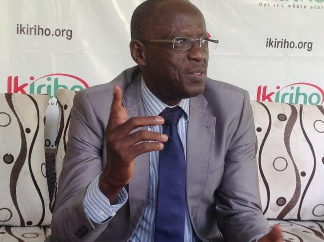 """""""Ceux qui ont organisé la conférence de Dar-es-Salaam étaient complices du complot contre l'avion de Habyarimana"""""""