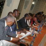 Au Forum permanent de Dialogue des Partis politiques agréés au Burundi, 39 partis politiques préparent le référendum constitutionnel du 17 mai 2018