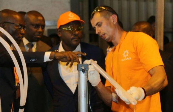 Burundi : Le Chef d'Etat rend visite à l'usine TLLINNO- Une initiative Russo-Burundaise