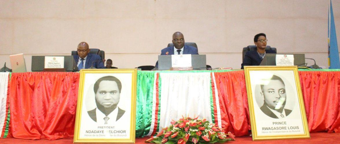 Le législateur burundais rejette les arguments de @AUC_MoussaFaki
