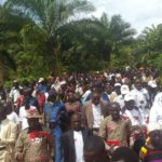 Le CNDD-FDD inaugure sa nouvelle permanence collinaire à Gasenyi, commune  Buyengero, à Rumonge