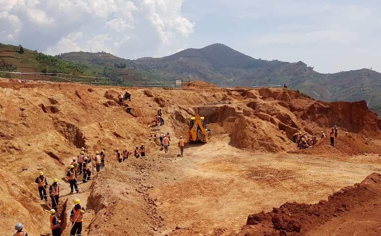 23.000 USD rentrent par semaine dans les caisses de l'Etat, pour 25 tonnes de terre rares exportés