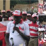 Le parti  Uprona fera campagne pour le oui au réferendum du 17 mai prochain.