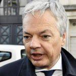 "Reynders ""regrette"" l'expulsion du diplomate belge par la Russie"